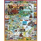 White Mountain Puzzles Inc. Puzzles - New Hampshire and New England Themed