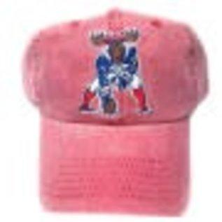 Woods & Sea Minute Moose Patriot Baseball Hat