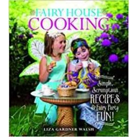 National Book Network Fairy House Cooking Book