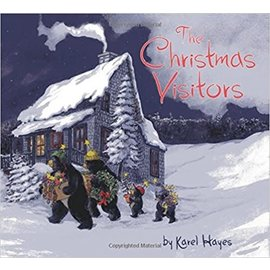 National Book Network The Christmas Visitors Book