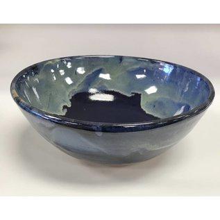 Rainmaker Pottery Deep Serving Bowl