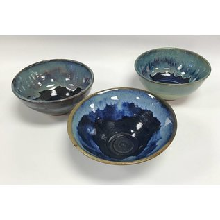Rainmaker Pottery Ceramic Rice Bowl