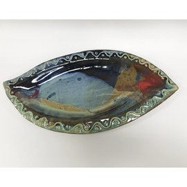 Rainmaker Pottery Ceramic Platter