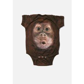 The Mountain Baby Orangutan Onesie