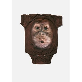 The Mountain Baby Orangutan Onesie