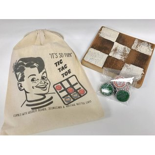 Who Doesn't Want That Tic Tac Toe in a Bag