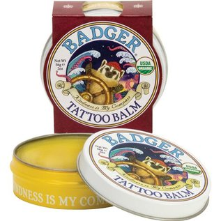 W.S. Badger Tattoo Balm