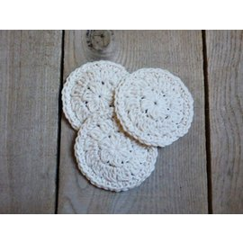 White Mountain Yarnery Reusable Face Scrubbies