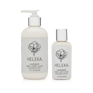 Heleka Companies LLC Heleka Hand and Body Lotion 8 oz