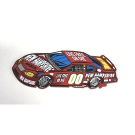 Eastern Illustrating New Hampshire Nascar Magnet