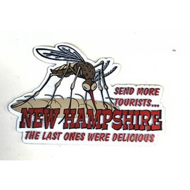 Eastern Illustrating New Hampshire Mosquito Magnet