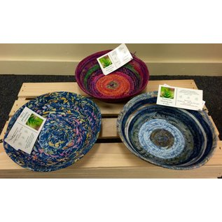 Fernhaven Quilting and Crafts Fabric Pottery