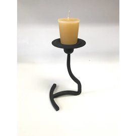 Benoit Pelletier Ironworks Candle Holder