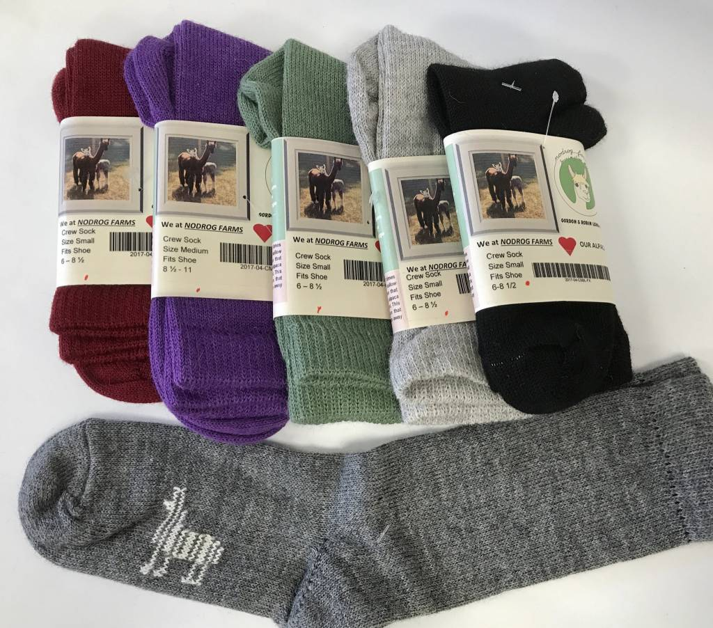 430282f4e92f3 Alpaca Socks - Marketplace New England, Inc
