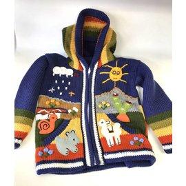 Nodrog Farms Alpaca Child's Sweater