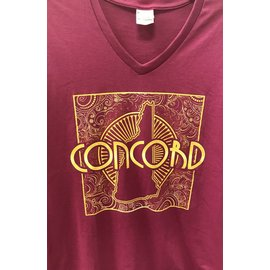 Sunny Days Screenprinting Concord NH Art Nouveau Women's T-shirt