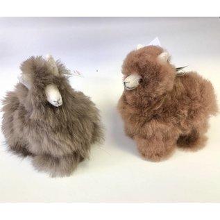"""Nodrog Farms Stuffed Alpaca - 5"""""""