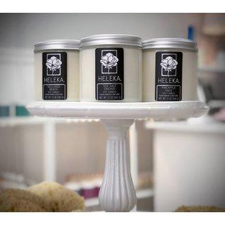 Heleka Companies LLC Soy  Candle with Wood Wick - 12 oz