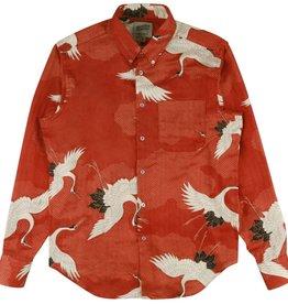 Naked & Famous Easy Shirt Japan Crane