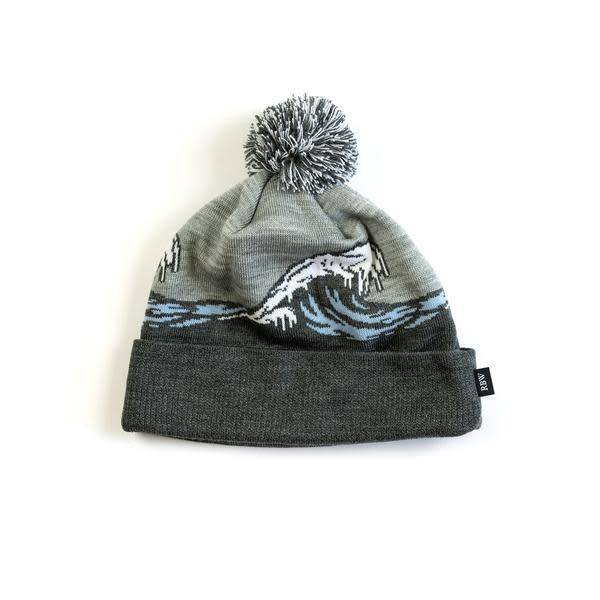 Raised by Wolves Frozen Wave Toque