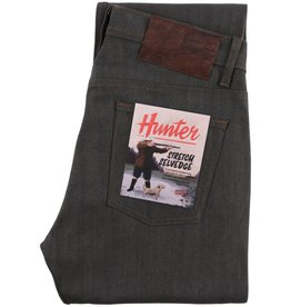 Naked & Famous Weird Guy Hunter Stretch Selvedge