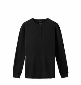 wings + horns Knit Thermal Henley