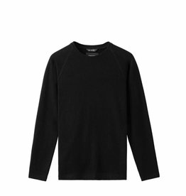 wings + horns Knit Felted Wool Crewneck