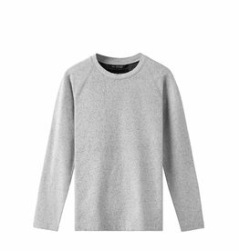 wings + horns Knit Stretch Cotton Crewneck