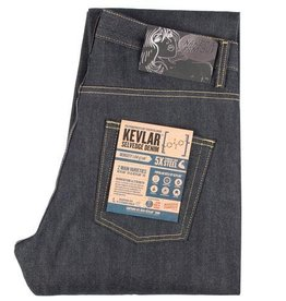 Naked & Famous Mens Easy Guy Kevlar Blend Selvedge