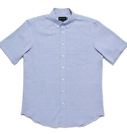 Outclass Diamond Jacquard S/S Shirt
