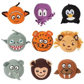 Schylling Schylling Animal Wacky Sacks Assorted CLOSEOUT