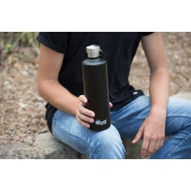Cheeki USA Cheeki Insulated Bottle Matte Black 34 oz