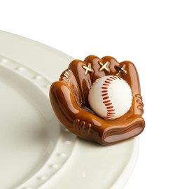 Nora Fleming Nora Fleming Mini Catch Some Fun baseball mitt