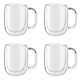 Zwilling J.A. Henckels ZWILLING Sorrento Plus Double Wall Coffee Mug 12 ounce Buy 2, Get 2 Free