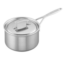 Demeyere Demeyere Industry Stainless Steel Saucepan 3 Qt with Lid