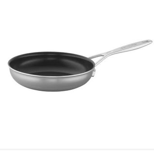 Demeyere Demeyere Industry Stainless Steel Traditional Nonstick Fry Pan 8 inch