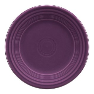 Fiesta Fiesta Luncheon Plate 9 inch Mulberry