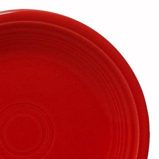 Fiesta Fiesta Salad Plate 7.25 in Scarlet