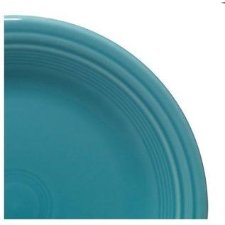 Fiesta Fiesta Dinner Plate 10.25 Inch Turquoise