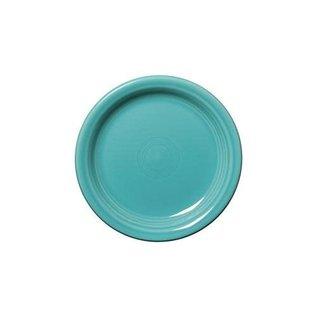 Fiesta Fiesta Appetizer Plate Turquoise