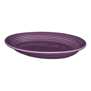 Fiesta Fiesta Oval Platter 11.5 in Mulberry