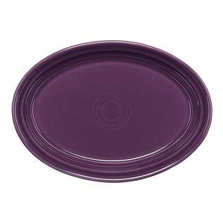 Fiesta Fiesta Oval Platter 9.5 Inch Mulberry