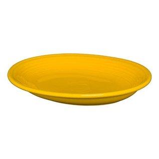 Fiesta Fiesta Oval Platter 11.5 in Daffodil