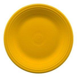 Fiesta Fiesta Dinner Plate 10.25 Inch Daffodil