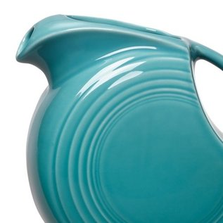 Fiesta Fiesta Large Disc Pitcher 67.25 oz Turquoise