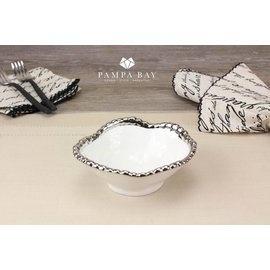 Pampa Bay Pampa Bay Porcelain Snack Bowl