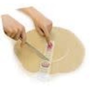 Harold Import Company Inc. HIC Pastry Guide and Crust Cutter