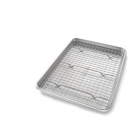 USA Pans USA Pans Jelly Roll Baking Rack Set