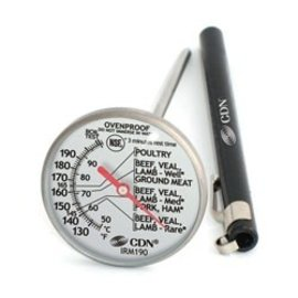 CDN CDN ProAccurate Insta-Read Meat Thermometer
