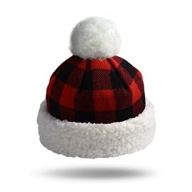 PUDUS PUDUS Classic Hats Lumberjack Red - Kids CLOSOEUT